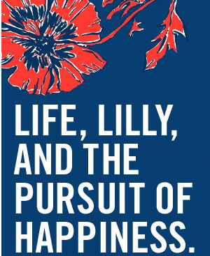 life, lilly and the pursuit of happiness.