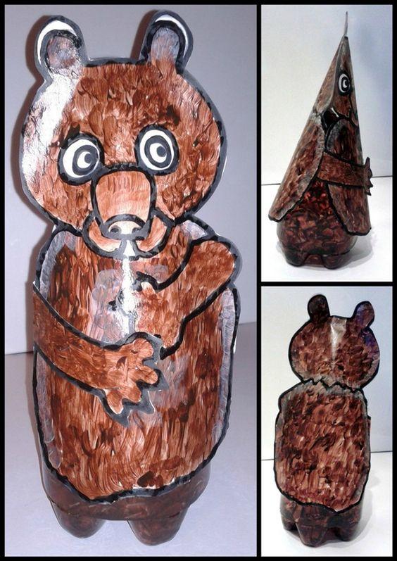 114 personnages animaux monstres l 39 ours de roule galette - Personnages de roule galette ...