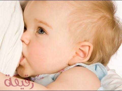 طريقة رضاعة الاطفال حديثي الولادة Baby Face Baby Face