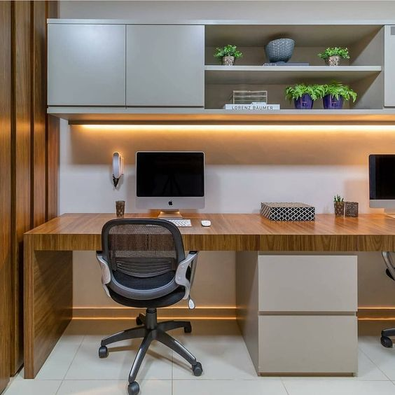 Simple Home Office Designs - Home offices are now a standard to contemporary homes. We all have gotten technical gadgetry, flexibility, and proficiency. We currently function, play, hang out, communicate, and do business with computer systems. #Homeoffice#Work#Officedesigns