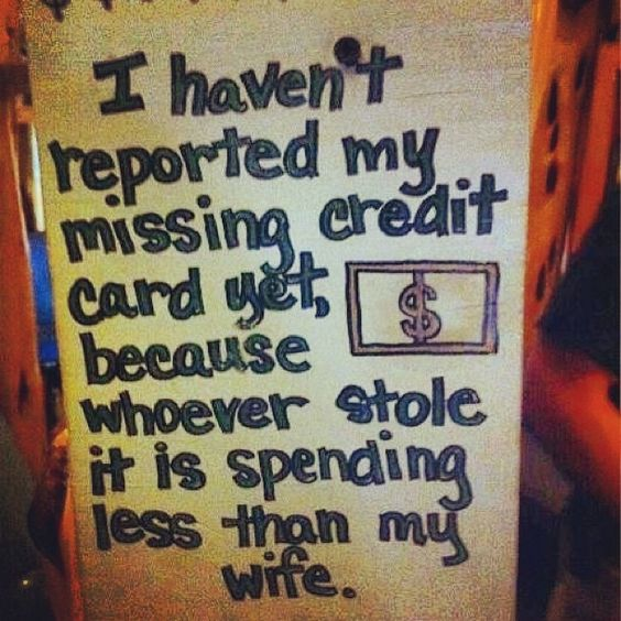 MyMothersArmoire now accepts credit cards! Your hubby/dad will wish it was stolen #Padgram