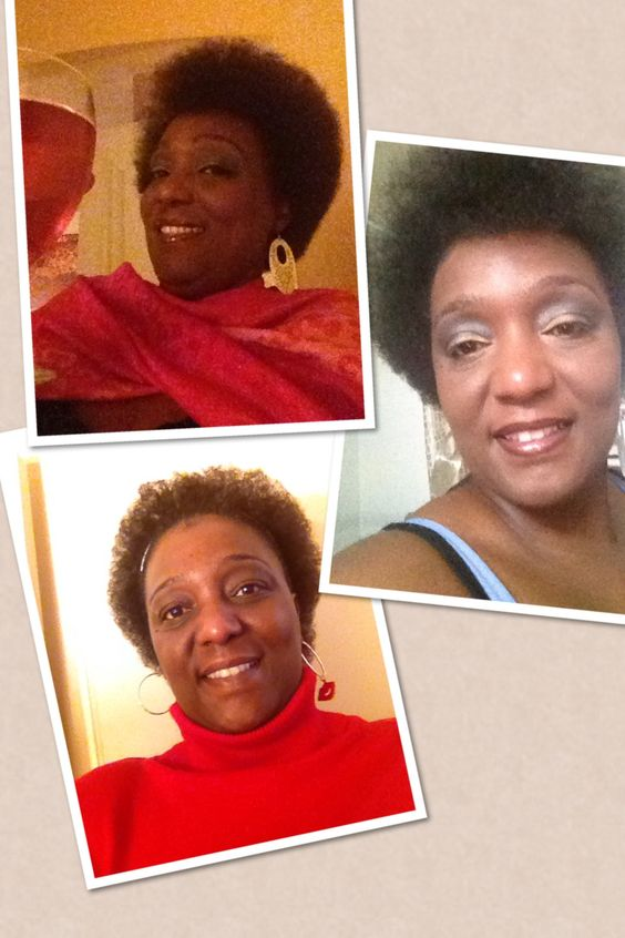 My Natural Hair Journey