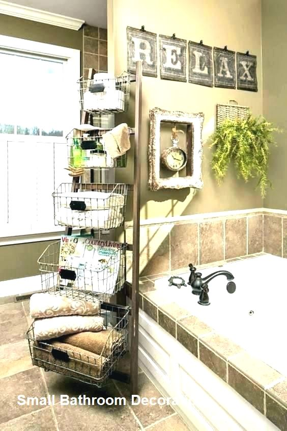 15 Decor And Design Ideas For Small Bathrooms 2 In 2020 With