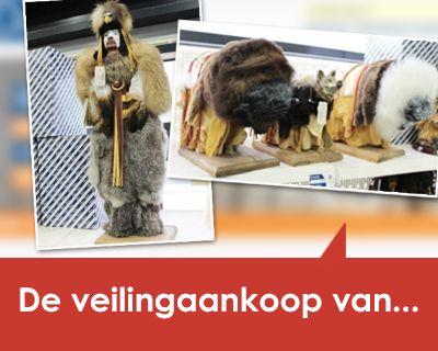 De veilingaankoop van...Lees het hele verhaal op onze Facebook-pagina! https://www.facebook.com/hubhub.nl
