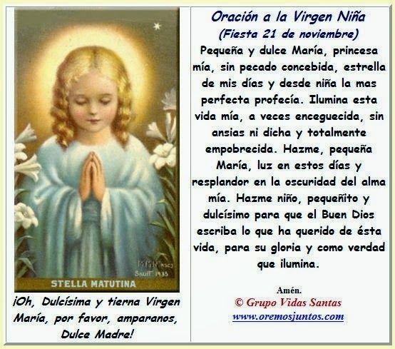 ® Gifs y Fondos Paz enla Tormenta ®: ORACIONES A LA VIRGEN MARÍA