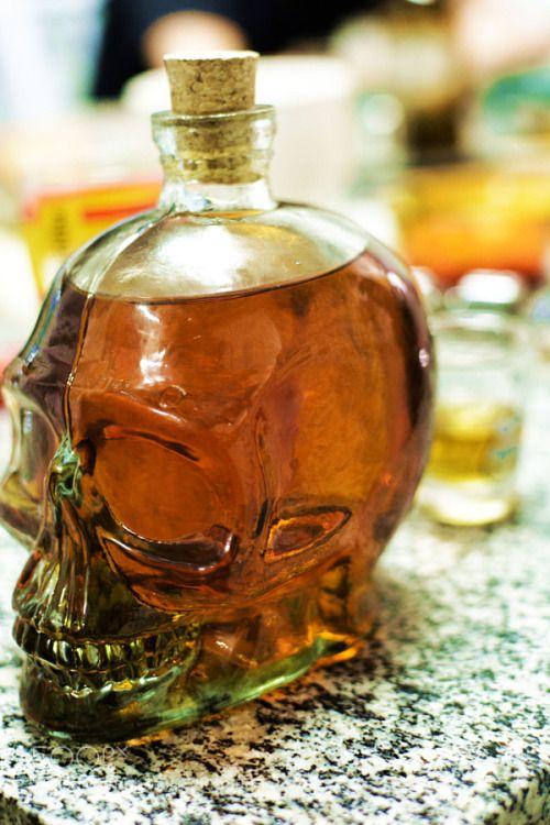 Cachaça in a skull bottle by JardelLeite  IFTTT 500px