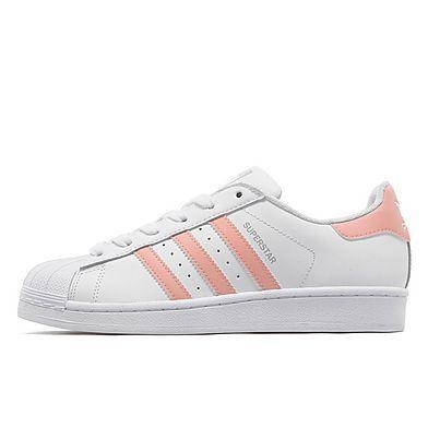 adidas superstar bianche e rosa