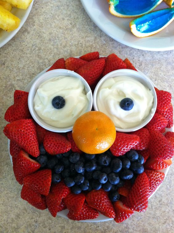 Elmo birthday ideas!