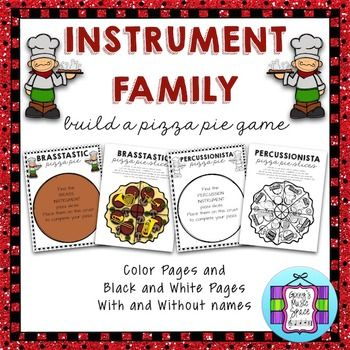 pie game instruments and fun games on pinterest. Black Bedroom Furniture Sets. Home Design Ideas