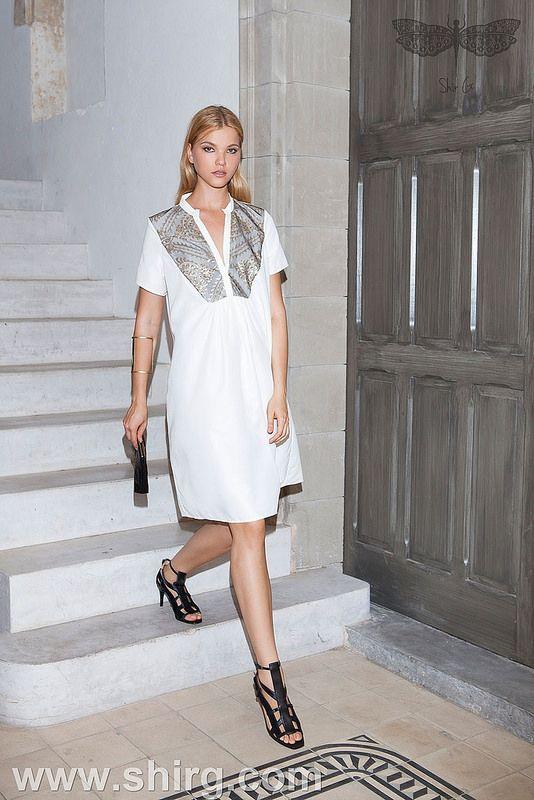 שמלות ערב - שמלת מונה מיני   by shirgershovitz
