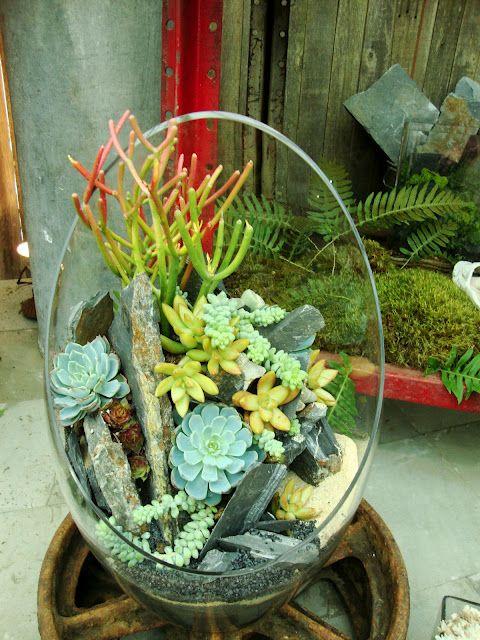 danger garden: The Northwest Flower & Garden Show 2012, part one…ideas!