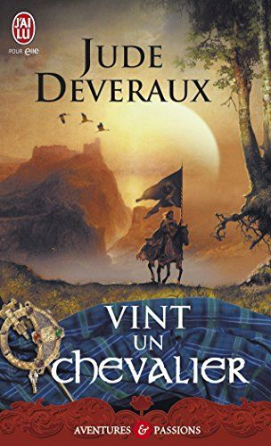 Vint un chevalier de Jude Deveraux https://www.amazon.fr/dp/2290019283/ref=cm_sw_r_pi_dp_-5lAxbAZMFRGE