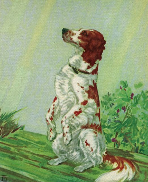 House of Hawthornes: Vintage Dog Printables Note -- more on this page!!!