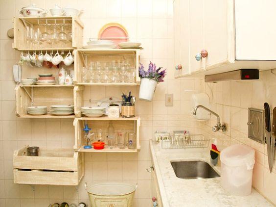 A galeria do 'Santa Ajuda' mostra que é possível manter esse ambiente tão querido da casa sempre organizado.: