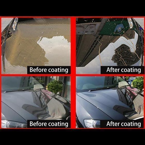 Automotive Nano Coating Spray Car Coating Car Polish Spray Wax