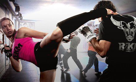 image for Up to 87% Off Classes at Krav Maga L.A.   REKM