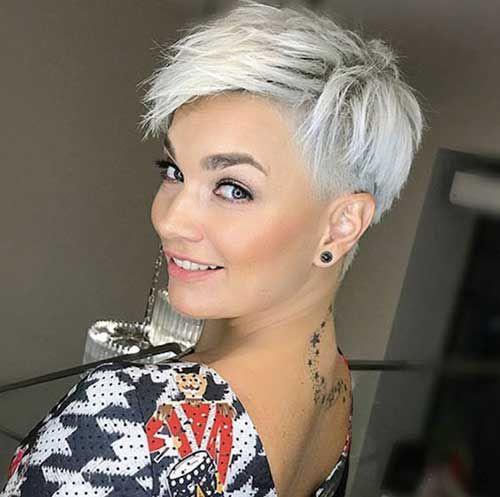 21 Short Hair For Women Over 40 Kurze Schnitte Kurzhaarfrisuren Pixie Frisur