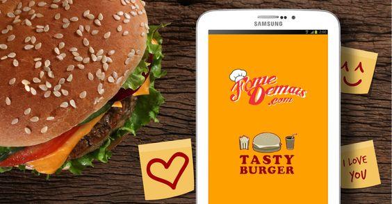 Pedir um hamburguer com seu amor e ainda concorrer a um tablet é tudo de bom! Faça um Pedido no Tasty Burguer pelo FomeDemais e concorra!   #FomeDemais #Promoção #DiadosNamorados #Delivery #TastyBurguer