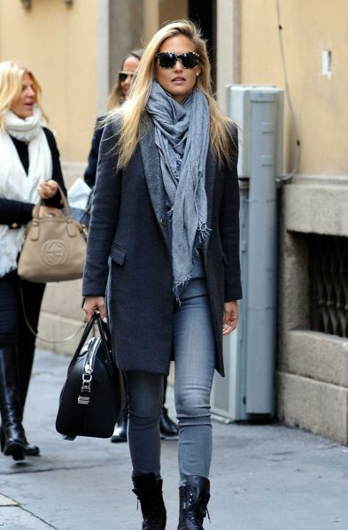 Bar Refaeli Un Style Casual Chic Adopter Bar Refaeli Chic Et Casual