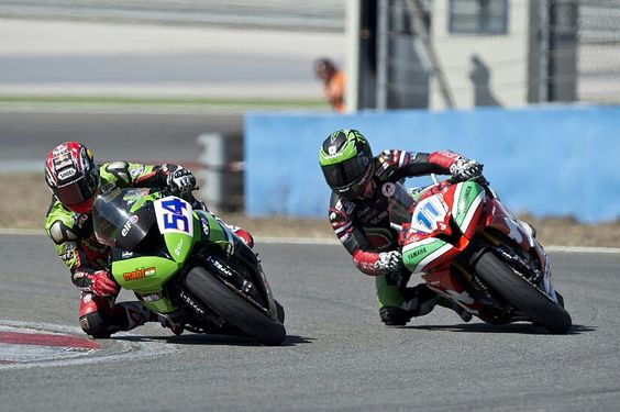 WSS. Kenan Sofuoglu wins at home race Istanbul.