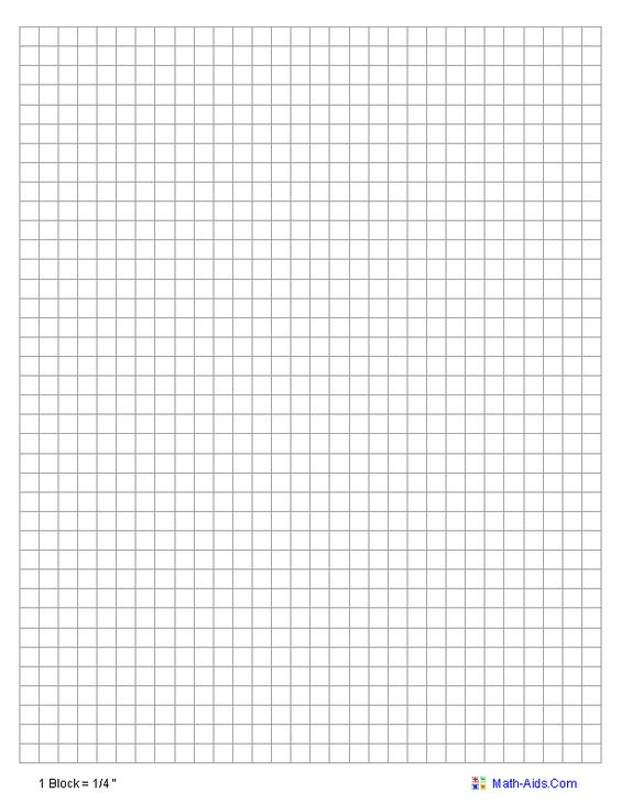 Math worksheets on graph paper free printable math best for 11x14 paper size