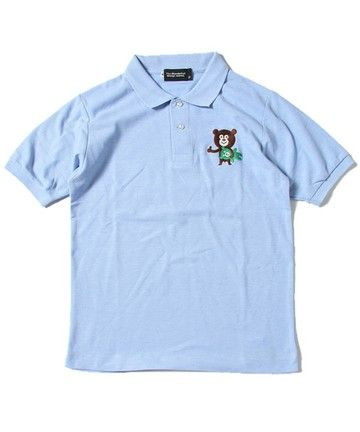 The Wonderful! design works. / KID BEAR POLO