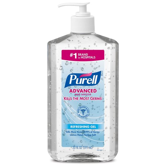 Found On Bing From Www Amazon Com Fragrance Free Hand Sanitizer