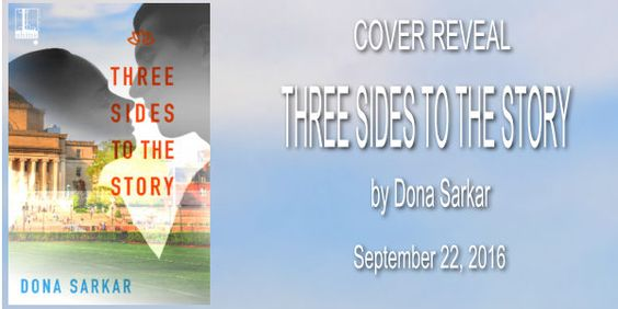 CELTICLADY'S REVIEWS: @donasarkar Cover Reveal for Three Sides the Story...