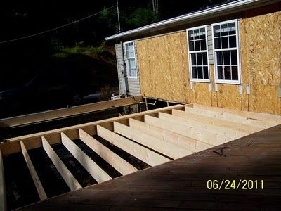Adding an addition to a manufactured home mobiles for Double wide floor plans with basement