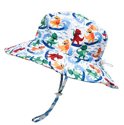 Outdoor Beach Summer Hats for Toddler Boys Girls UPF 50+ ERISO Baby Sun Hat Bucket