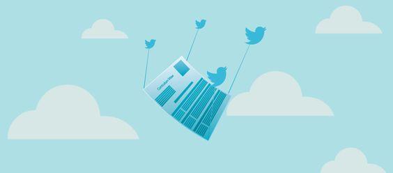 """""""El fin de las publicaciones patrocinadas, el auge de Google+ y el Tuit CV"""". ¡¡Mi #TuitCV saliendo en el prestigioso blog 40 de fiebre, de Social Mood. #ojoscomoplatos"""