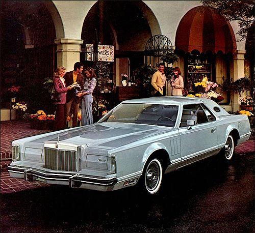 Lincoln 1977 Lincoln Continental American Classic Cars Lincoln Cars