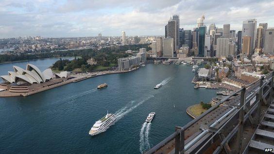 BBC News - Dalian Wanda to invest $1bn in Sydney property