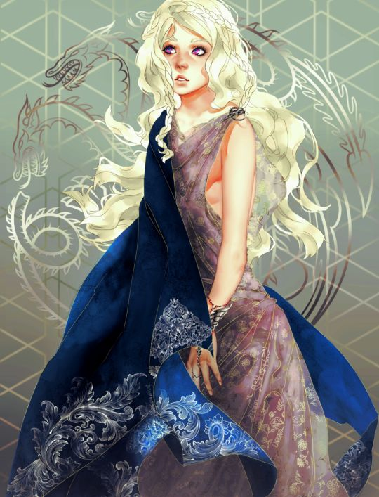 Game of Thrones Fan Art: