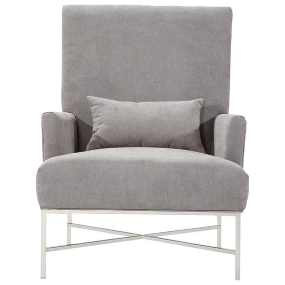 York Contemporary Accent Chair