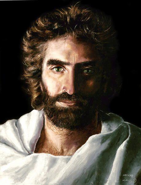 El príncipe de la paz, por Akiane Kramarik. El verdadero rostro de Jesús. |  Jesus face, Jesus pictures, Akiane kramarik