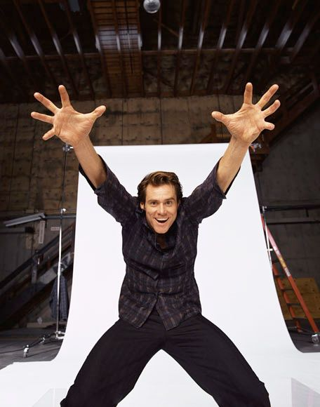 Jim Carrey // by George Lange