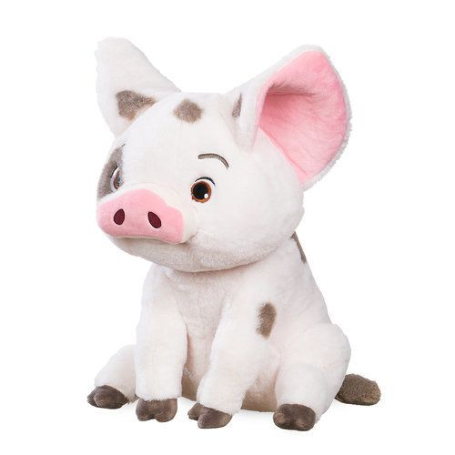 Medium Plush Pua Inspired By Disney Moana Is The Softest In The