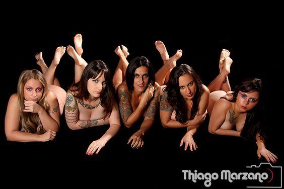 Ensaio de corpos e tatuagens no dia da mulher | Thiago Marzano - Fotografia, Cultura, Cinema, Blog