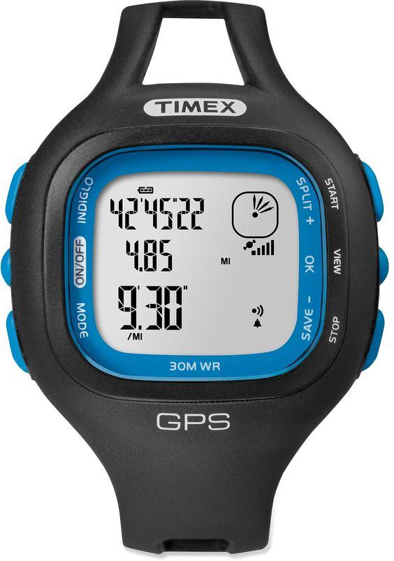 Timex Marathon GPS Sport Watch - Blue - Free Shipping at REI.com