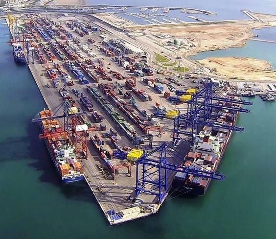 Puerto de Valencia.- Spain