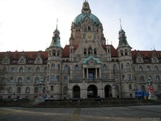 Neues Rathaus/New City Hall, Hannover