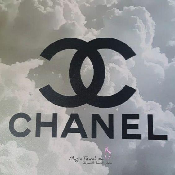 طلب عميلتي العسل لوحات فلين طلب عرض شهر محرم ربي يبارك لها ويوفقها Symbols Chanel Ampersand