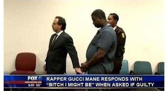 Twitter / BloodBloodBIood: Blood this nigga Gucci Mane ...