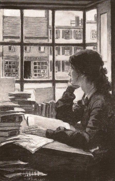 JESSIE WILLCOX SMITH (1863-1935)