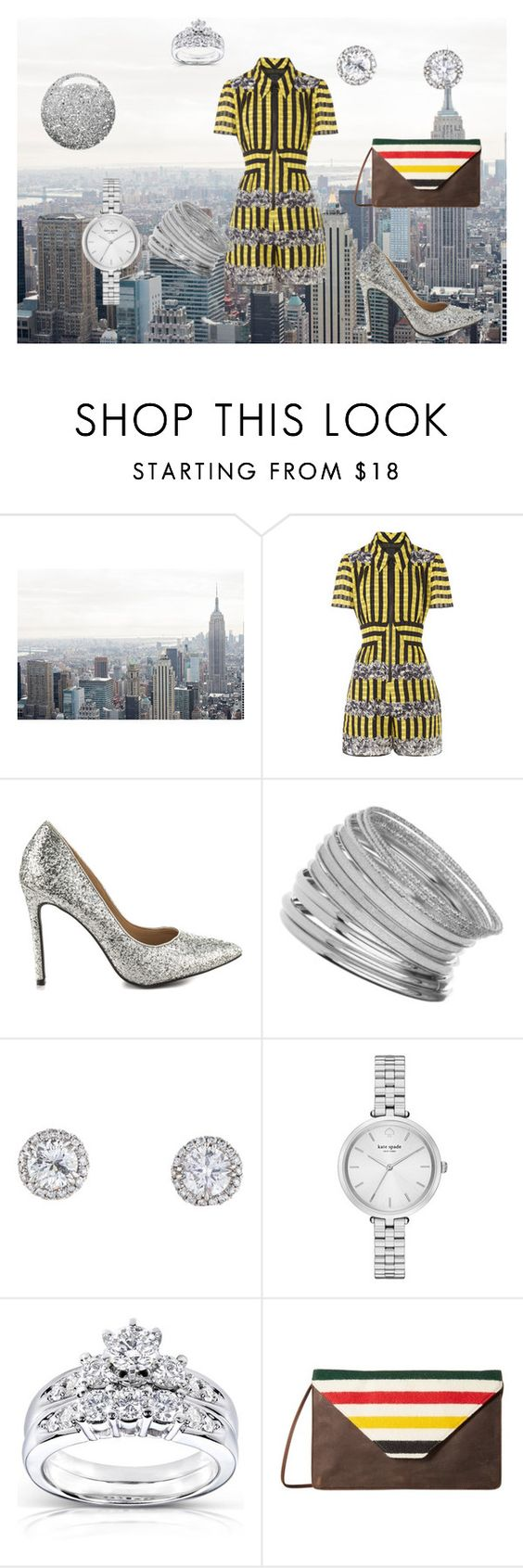 """""""Unbenannt #494"""" by christinejoanna ❤ liked on Polyvore featuring Anna Sui, Penny Loves Kenny, Miss Selfridge, Kate Spade, Kobelli, Pendleton, Topshop and romper"""