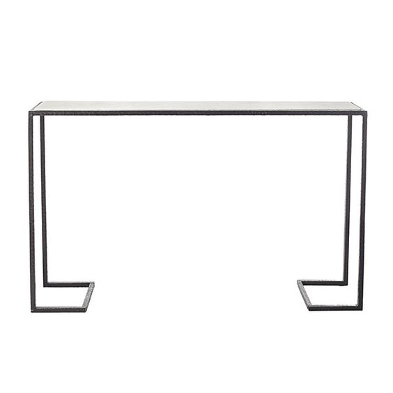 Wisteria - Furniture - Console Tables & Buffets - Structural Iron Console Thumbnail 2