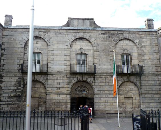 Kilmainham Gaol #Dublin Myartmag