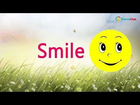 Keep Smiling Youtube Youtube Songs Song Status