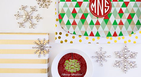 A Fresh Bunch for Clairebella.com | Christmas